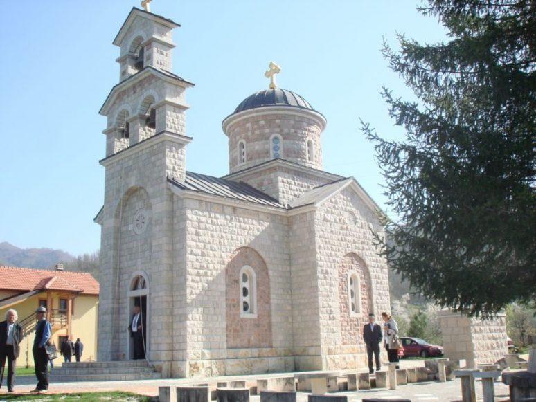 Rezultat slika za црква светих климента и пантелејмона баре радовића