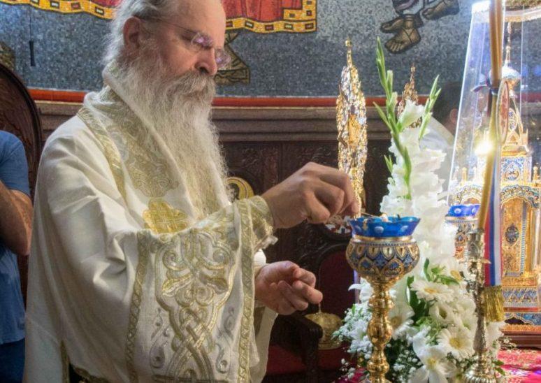 Епископ рашко призренски Теодосије