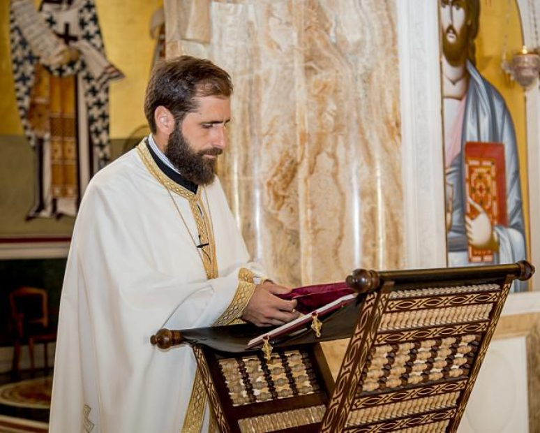 Otac Dalibor Milakovic