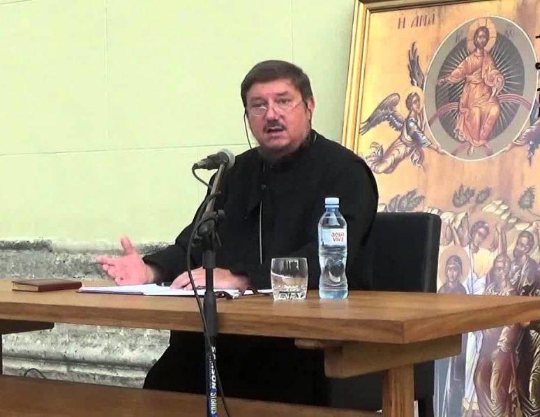 Otac Zoran Krstic