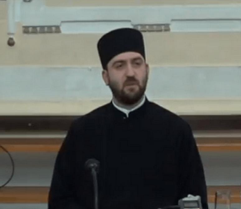Свештеник Иван Спасевски