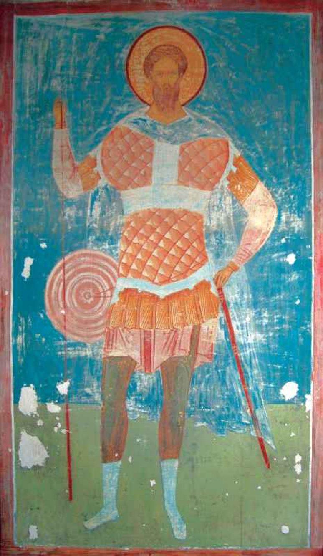 Свети мученик Андреј Стратилат