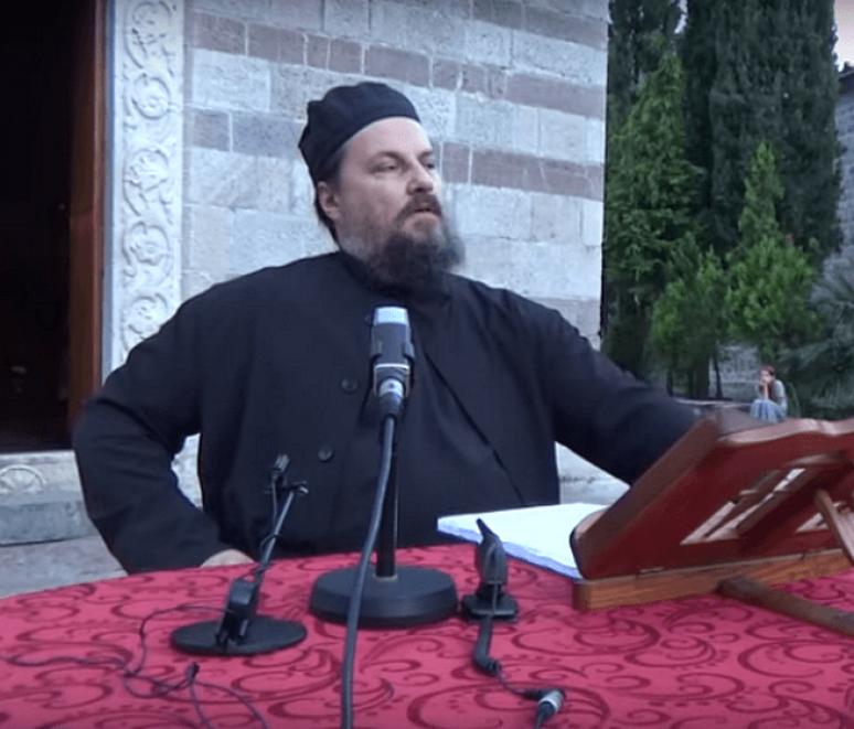Јеромонах Макарије Савински