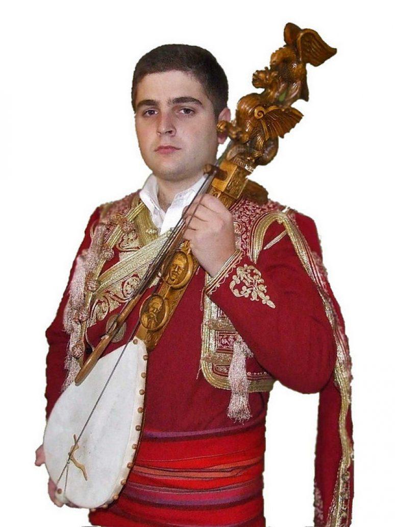 Guslar Marko Scepanovic