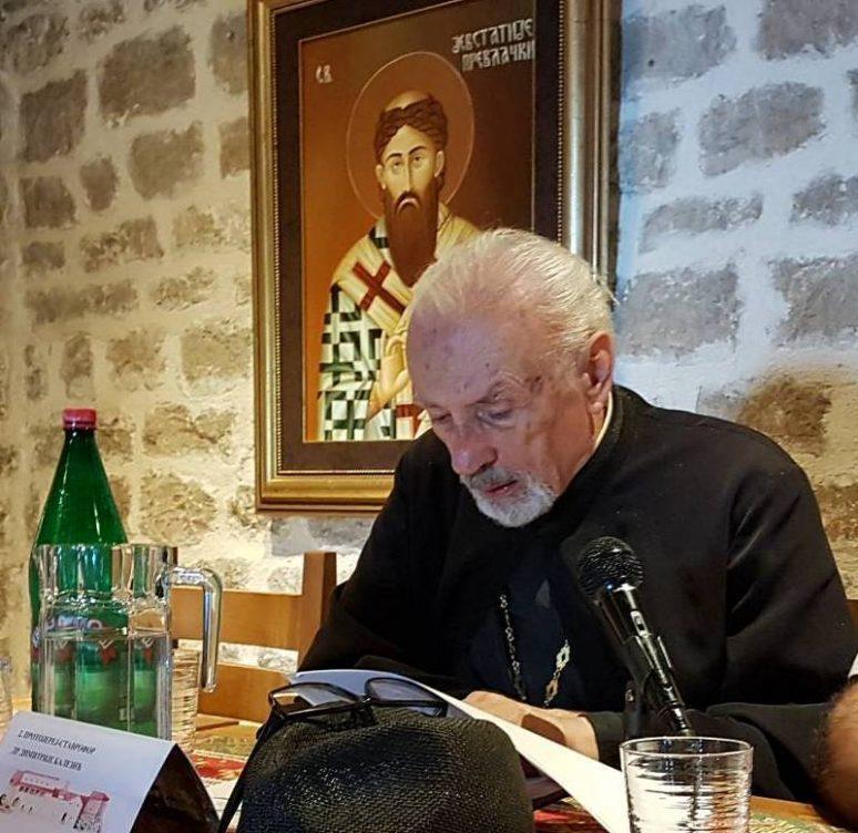 Otac Dimitrije Kalezic