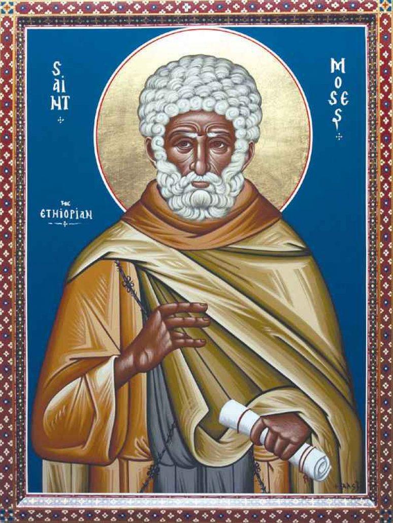 Преподобни Мојсеј Мурин