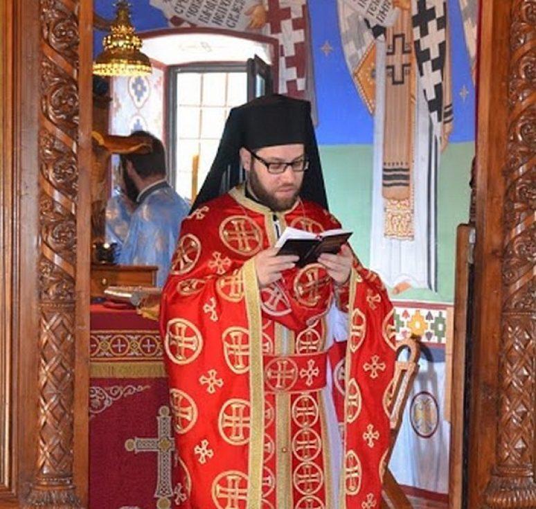 Архимандрит Прокопијe Антиохијскa патријаршијa