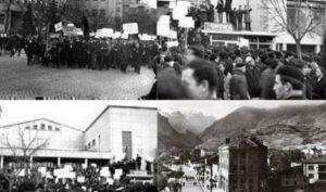 Pobuna Albanacai 1968