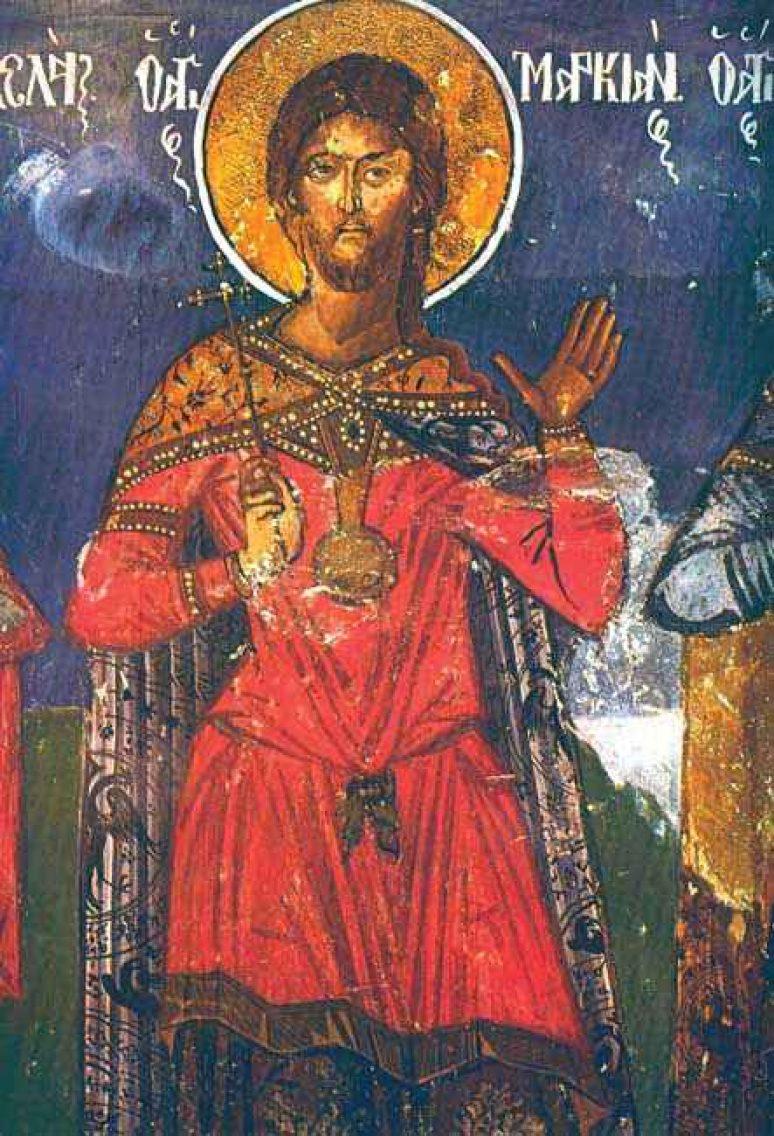 Sveti mučenici Makrijan i Martinije