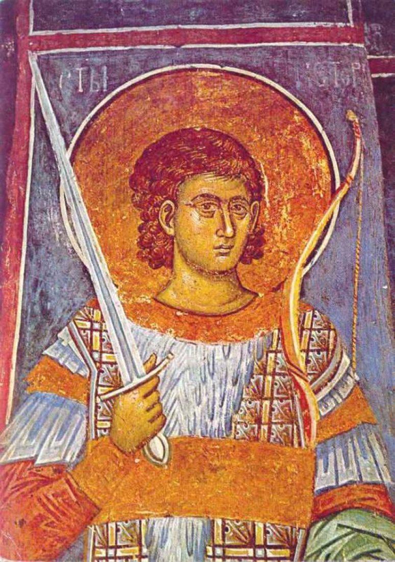Sveti mučenik Nestor
