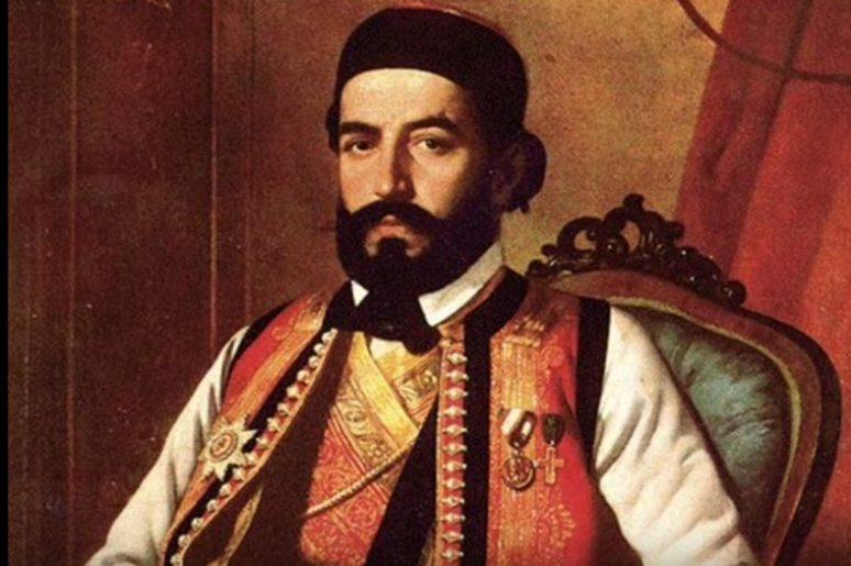 Petar Petrovic Njegos