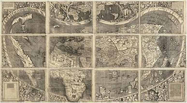 Amerika Karta