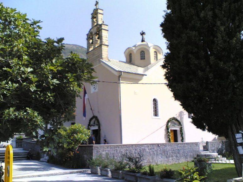Hram Svetog Spiridona Djenovic
