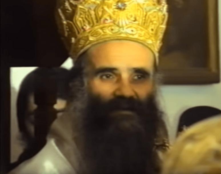 Mitropolit Amfilohije Ustolicenje