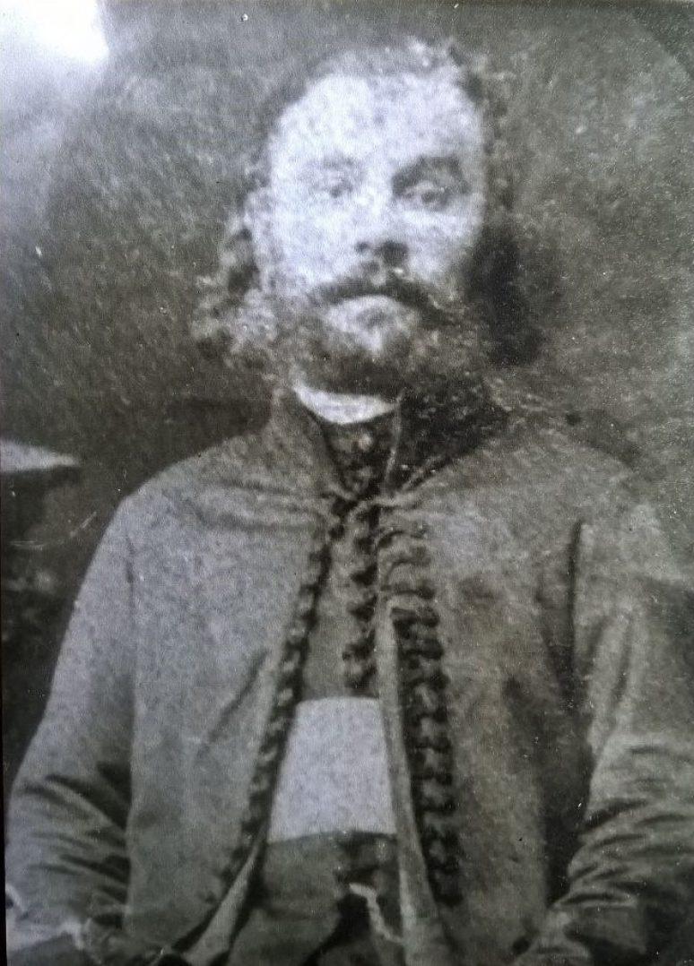 Otac Miloš Bilbija