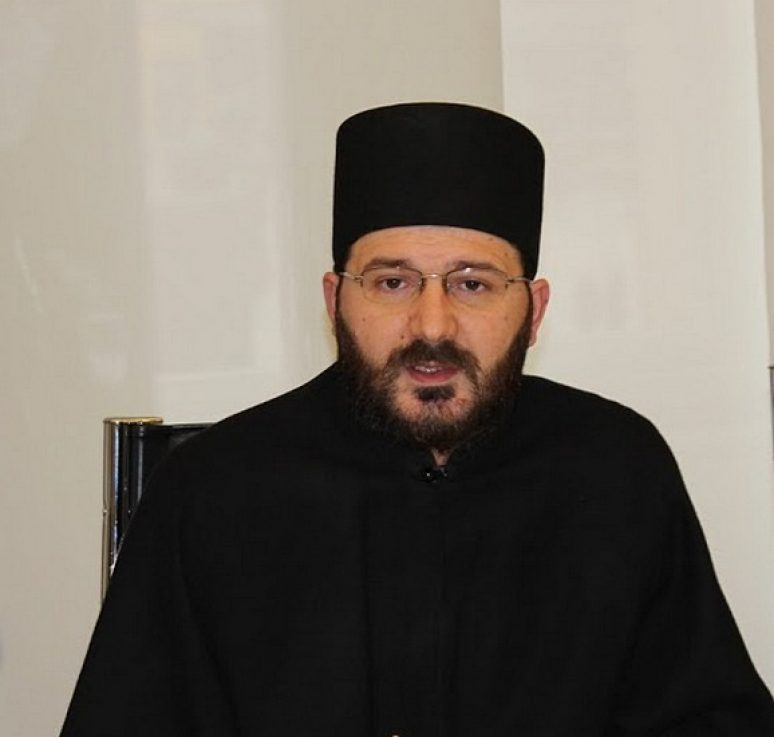 Otac Vladan Simic