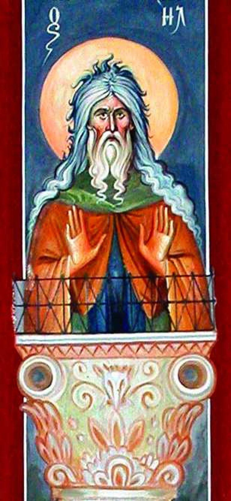 Преподобни Данило Столпник