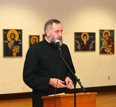 Протојереј ставрофор др Радомир Поповић