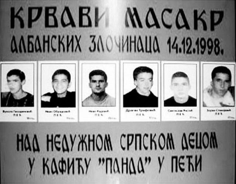 Ubijeni Neduzni Srpski Mladici U Pandi