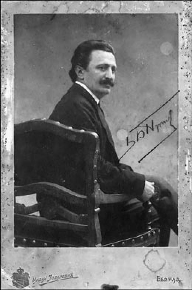 19. Jan. Branislav Nušić