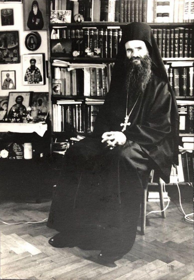 Arimandrit Amfilohije Radovic