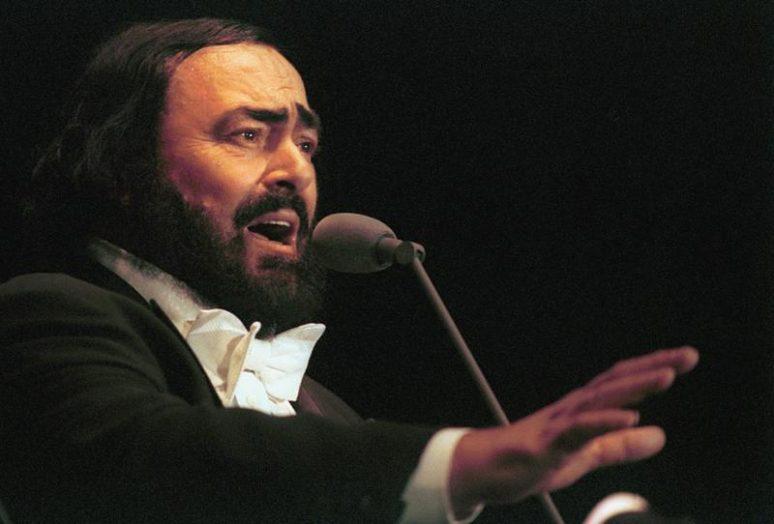 Лучано Павароти Luciano Pavarotti