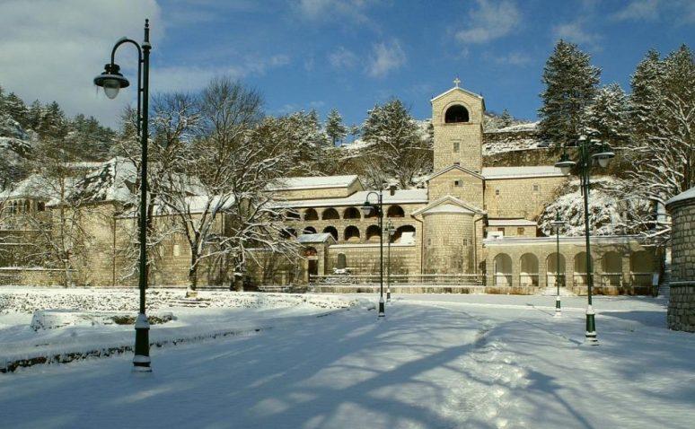 Manastir Zimi