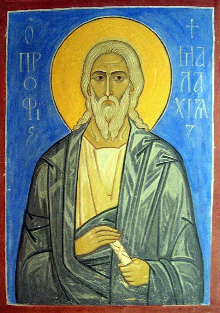 Свети пророк Малахија