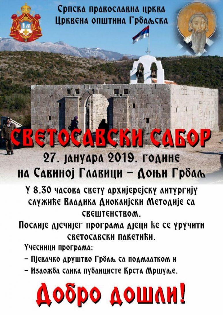 Svetosavski sabor_Grbalj