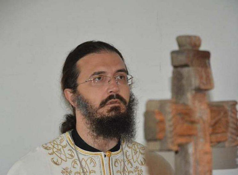 Игуман манастира Студеница архимандрит Тихон (Ракићевић)