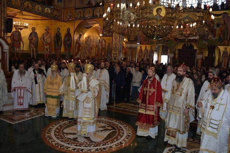 Podgorica Liturgija