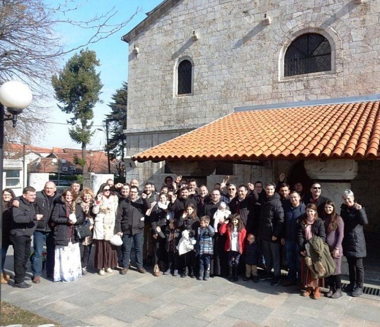 Poklonici Iz Crne Gore U Prizrenu