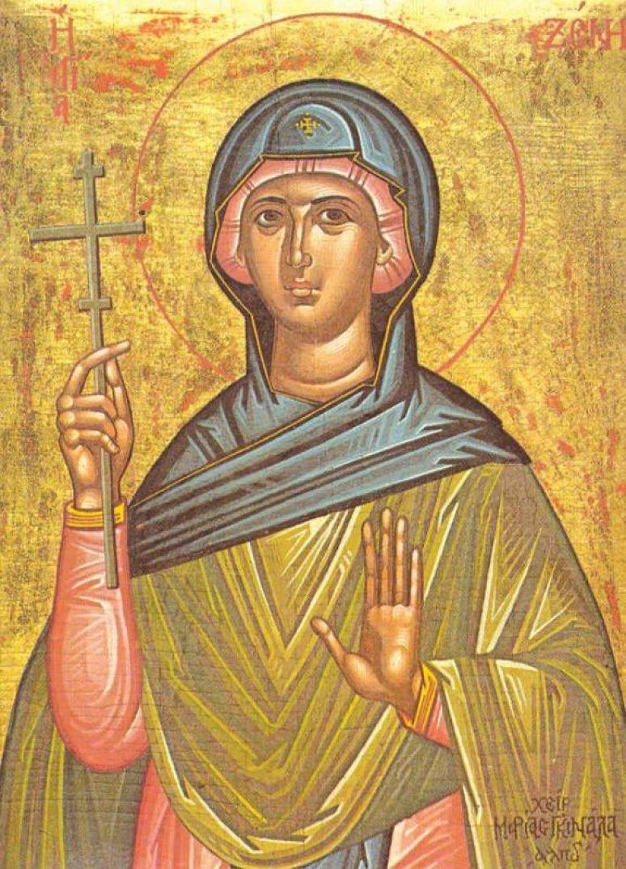 Преподобна Ксенија Римљанка