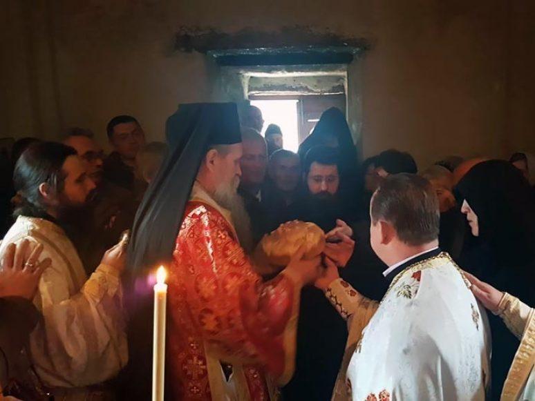 Arhijerejska Liturgija I Slava Manastira Voljavac