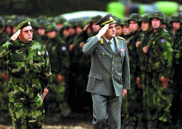 Nato Agresija Pavkovic Lazarevic