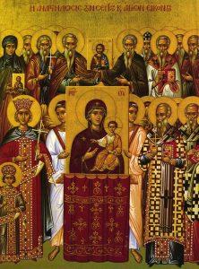 Nedelja pravoslavlja