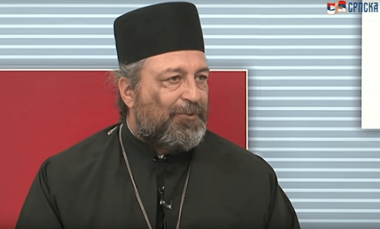 Otac Branko Tapuskovic