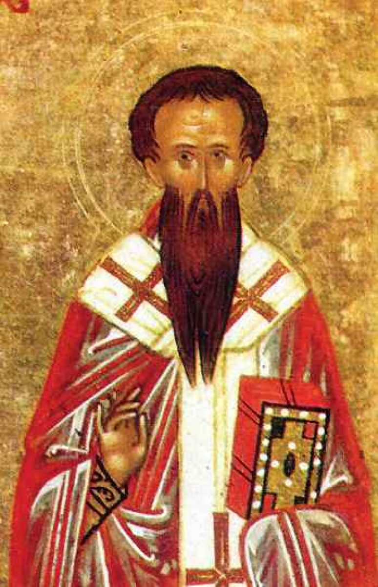 Преподобни Василије Исповедник