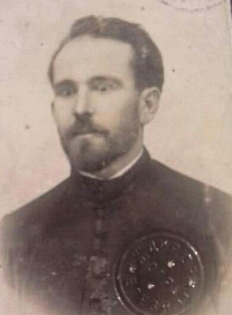 Svestenik Miro Bozovic
