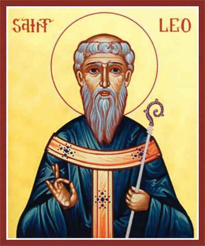 Свети Лав Катански
