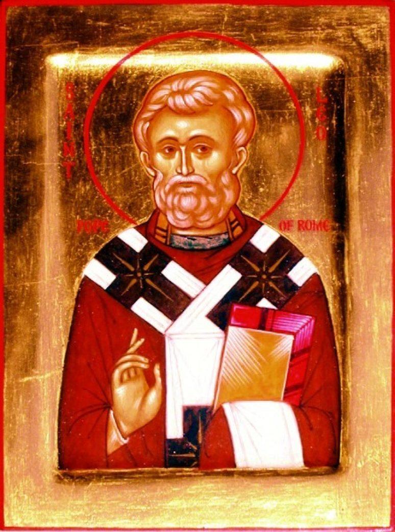 Свети Лав Римски