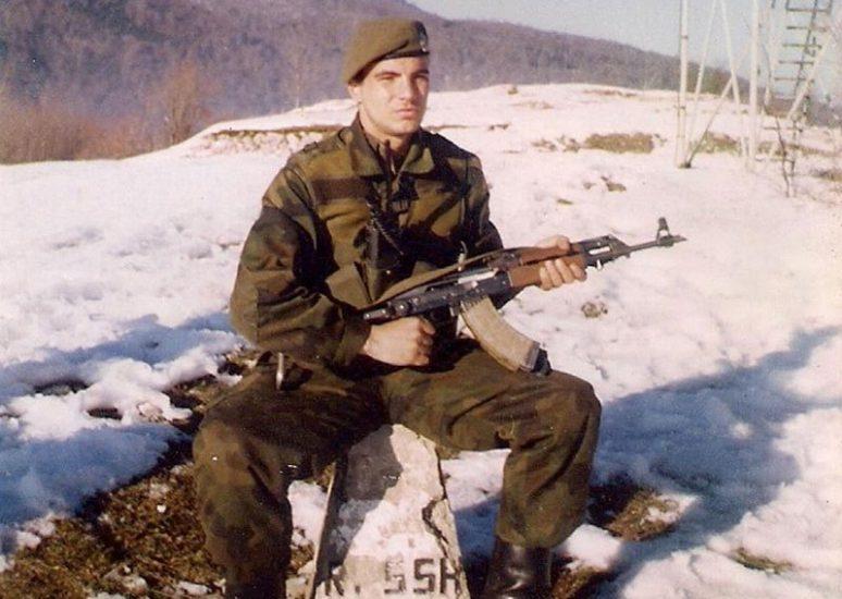 Томислав Рачић – Водник Пламен