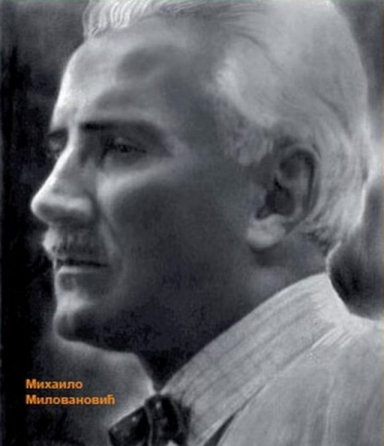 Mihailo Milovanovic