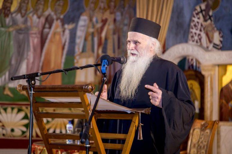 Arhimandrit Stefan Vuckovic