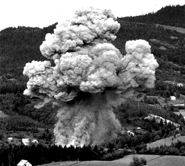 Bombardovanje Srba U Bosni