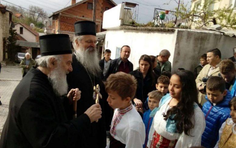 Patrijar Irinej Orahovac