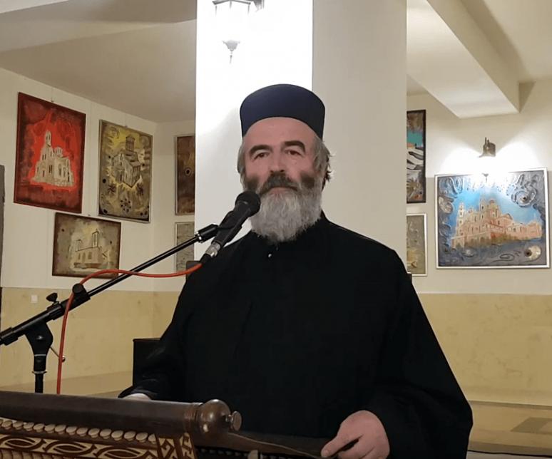 Протојереј Миодраг Тодоровић