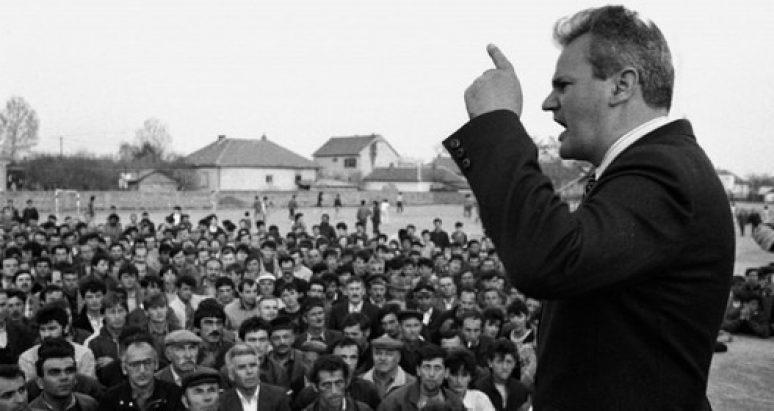 Slobo Milosevic