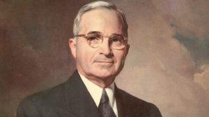 8 Maj Hari Truman