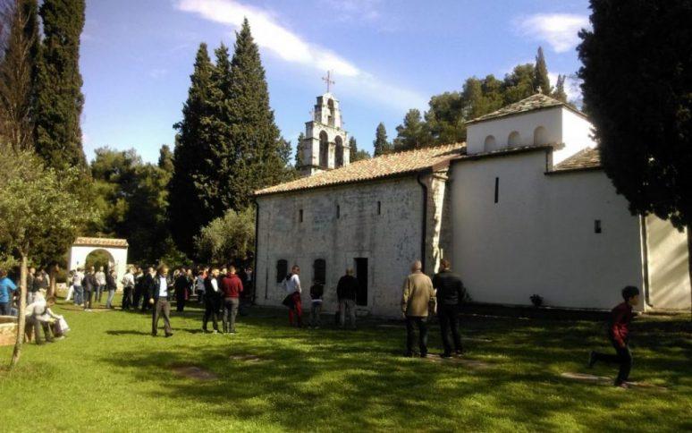 Crkva Sv. Djordja Pod Goricom